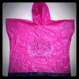 👑💗 Disney Princess Rain Poncho